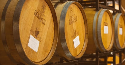 Grape Creek Barrels