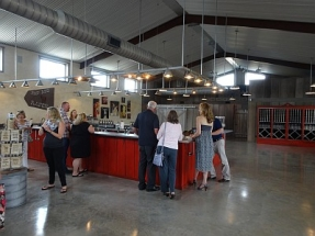 Inside Fat Tasting Room
