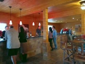 Mendelbaum Inside / Photo Courtesy of Texas Wine Lover
