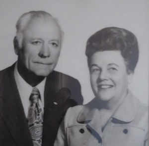 Mr. and Mrs. Henry and Emily Schmidt